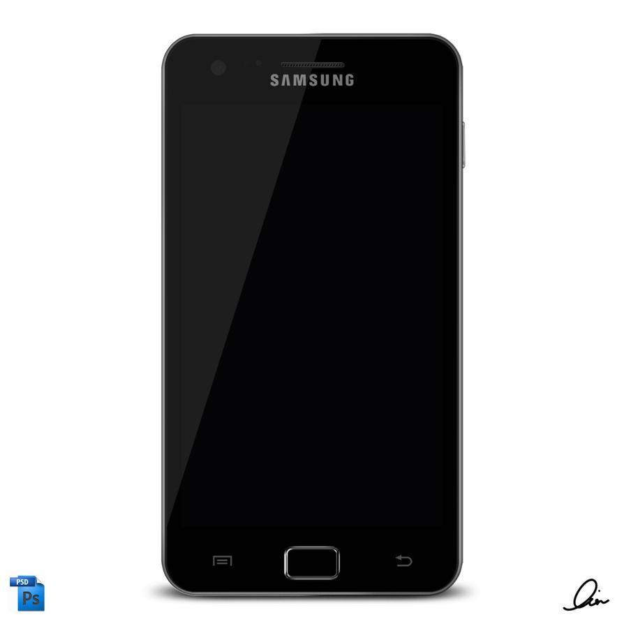 Samsung Galaxy S II by RezzF