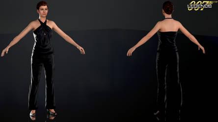 Holly Goodhead Formal Wear (007 Legends)