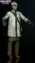 Pentagon Thief- Black Ops 1 Five Zombies by FuckYeahKimbra