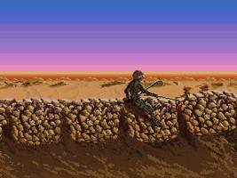 Dune Rider by vertibirdo