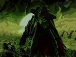 Necron Crypt-world