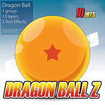 Dragon Ball PSD