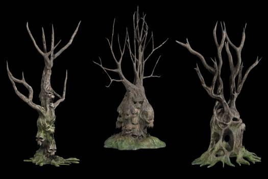 ScreamTrees by SweetBananaDreams