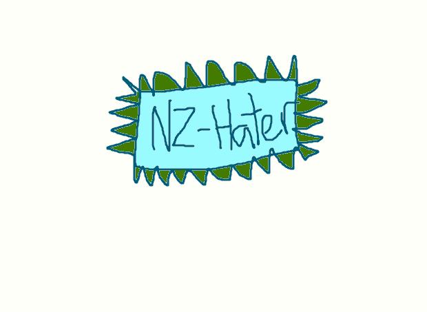 NZ-Hater stamp by KiaraxKovufan