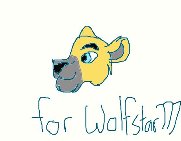 Gift for Wolfstar777 by KiaraxKovufan