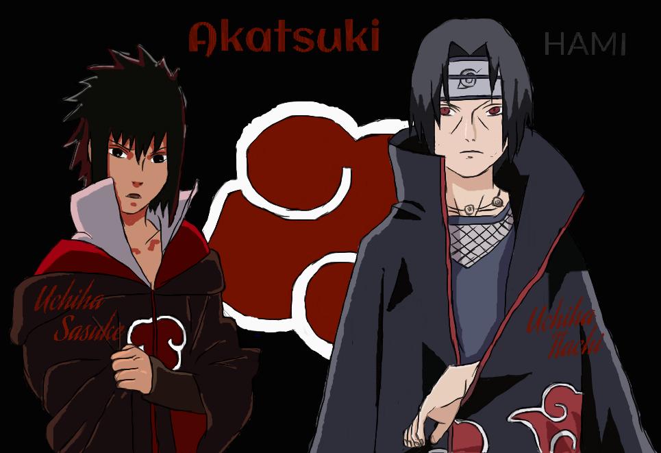 Itachi Uchiha Akatsuki Naruto-Akatsuki-Uchiha...