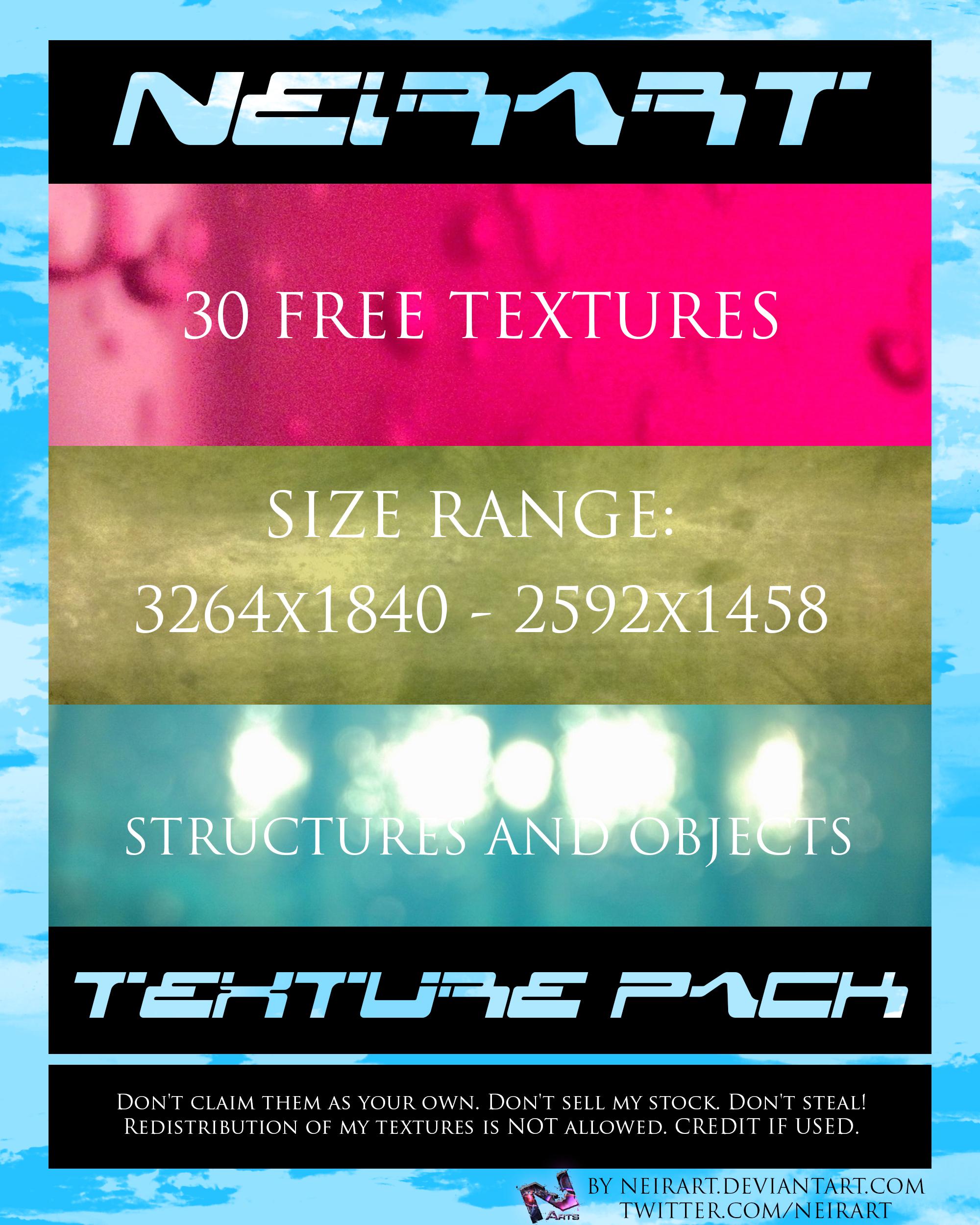 NeirART Texture Pack by NeirART