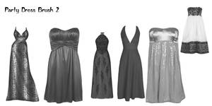 Party Dress Brushes 2
