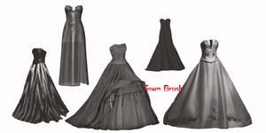 Princess Gown Dresses 3