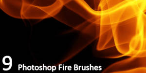 9 Fire brushes