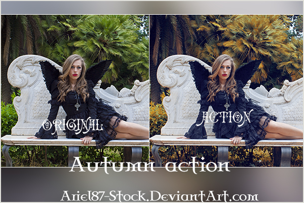 Photoshop Actions 17 by Ariel87-Stock