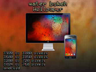 Water bokeh by omeriko