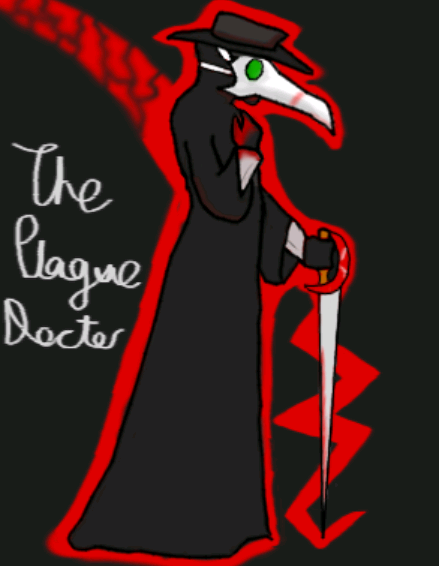 Plague Doctor by SirVaxel