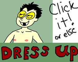 Dress up? by pandabearbam