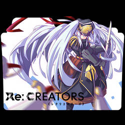 Re Creators Folder Icon #2 by AKurniawanN