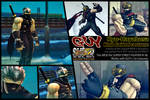 SSF4AE GUY - Ryu Hayabusa costume MOD