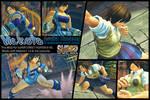 SSF4AE Makoto - Asuka costume MOD pack