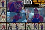 SSF4AE Dudley - Mario costume MOD