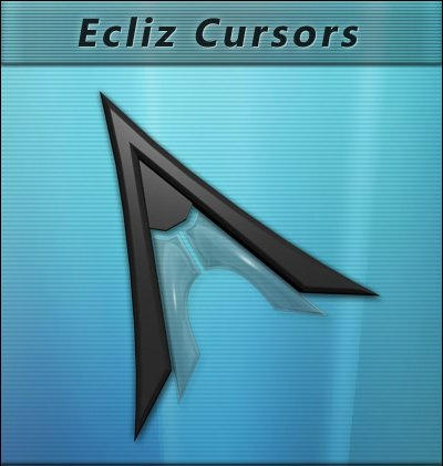Ecliz Cursors by Mefhisto