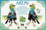 Akemi, My grem2!