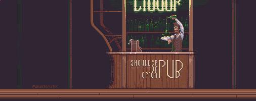 Shoulder of Orion Pub