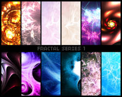 Fractal Wallpaper Pack by vortexdragon