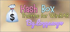 Kash Box theme for WinRAR