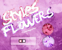 Styles FLOWERS -  YoeComeGalletas