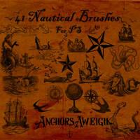 Nautical Brushes