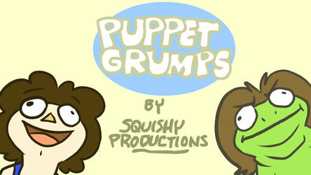 Puppet Grumps Behind the Scenes