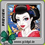 First Geisha by gloomy-cherub