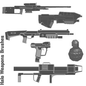 Halo Weapons - Human by Halo Weapons