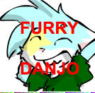 Danjo Dance - Furry Version by Chazes