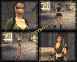 Everybody outfits by Badty92