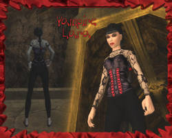 Vampire outfit by Badty92