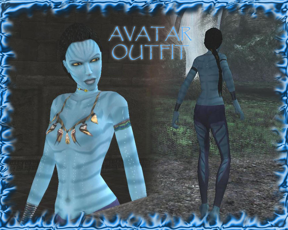 avatar outfit by badty92 on deviantart