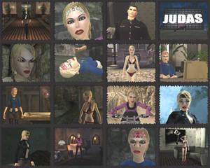 Judas outfits