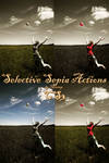 Selective Sepia CS3