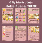 O my friends Theme