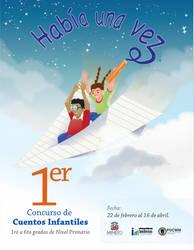 Afiche cuentos by juanikitoex