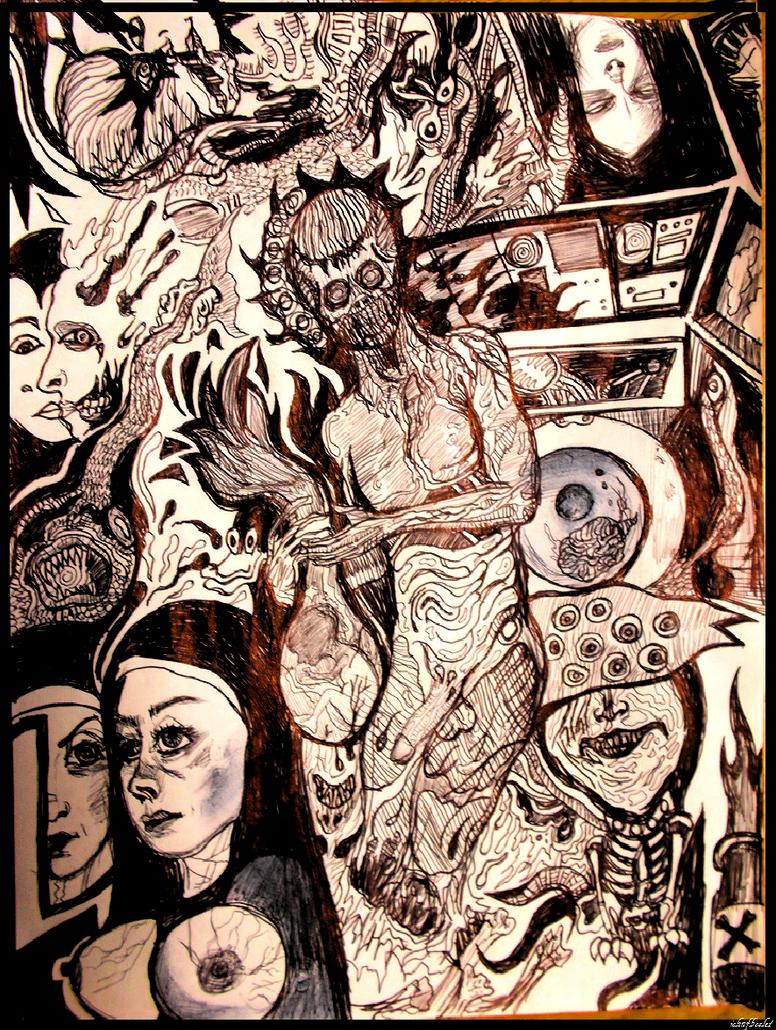 The Novitiate by JOHNNYFB