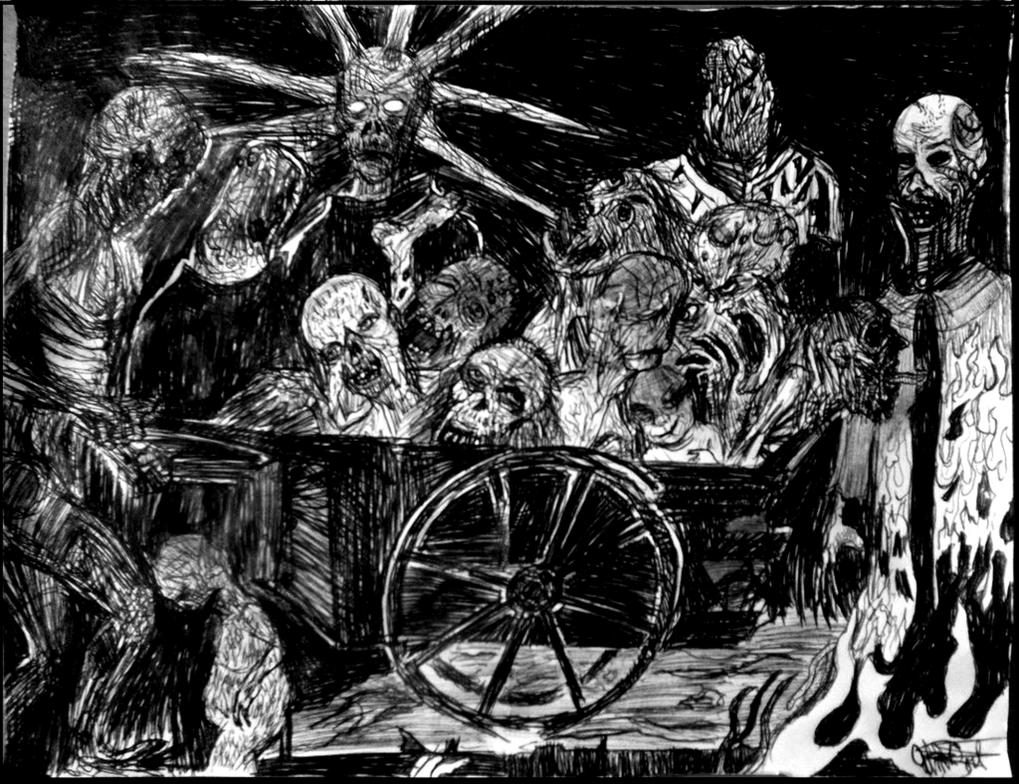 Benediction by JOHNNYFB