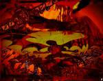 A War Underneath Things by JOHNNYFB