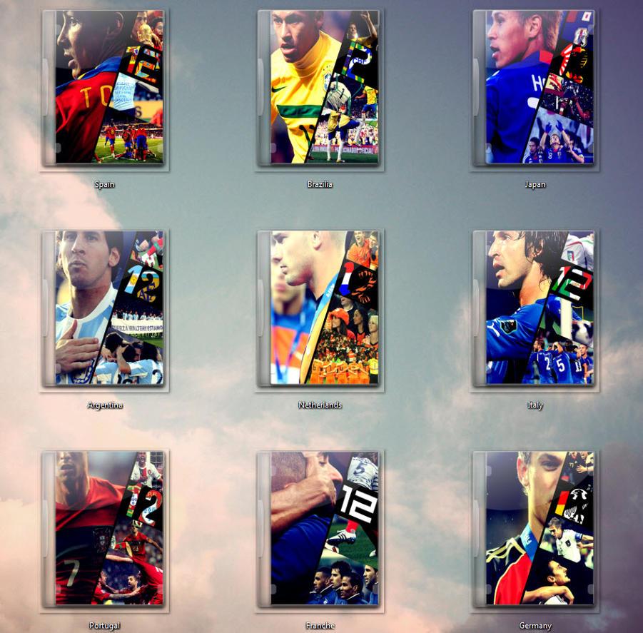 WORLD FIFA 12 by artushj