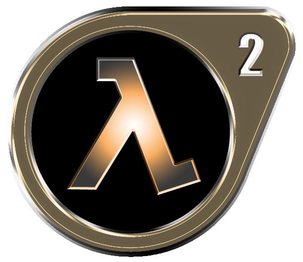Half-Life 2 Logo -PSD-