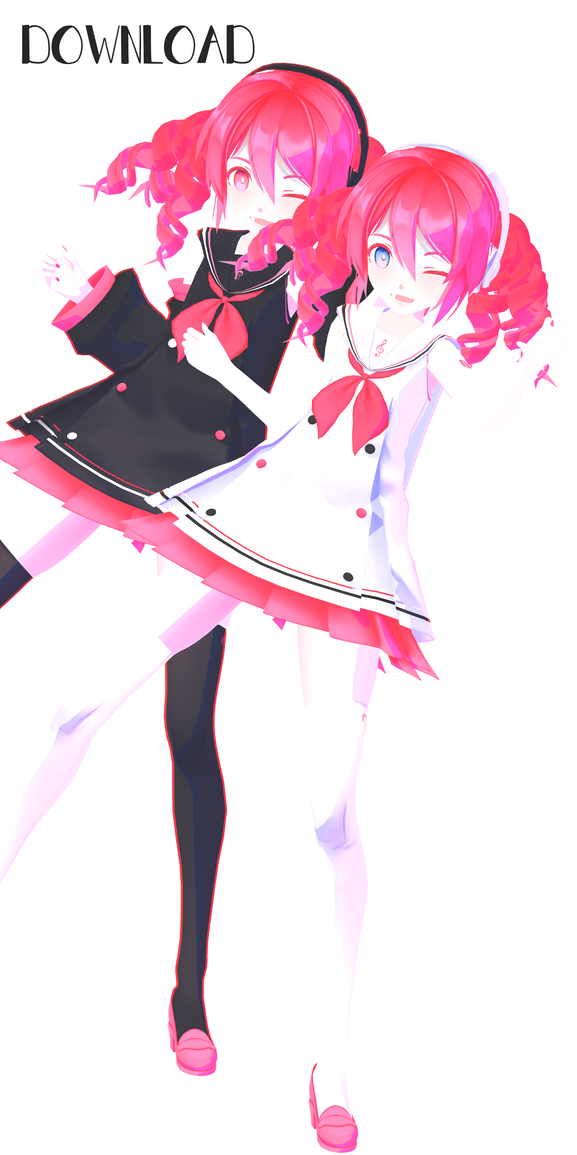 mmd dl : sour teto 04 by dancingfishyy on DeviantArt