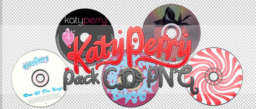 Katy perry PNG Cds by anime1991