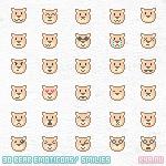 Free Emoticon Bear