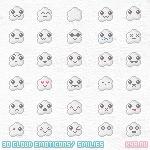 Free Emoticon Cloud