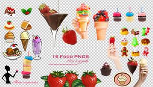 So Yummy . . . PNGS by miss-lazurde